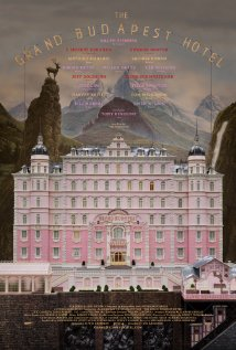 Grand Budapest Hotell
